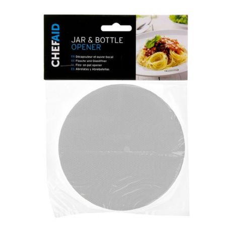 Chef Aid Rubber Jar & Bottle Opener